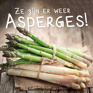 Asperges-De-Houtzagerij