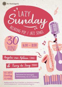 Lazy-sunday-30-juni-De-Houtzagerij