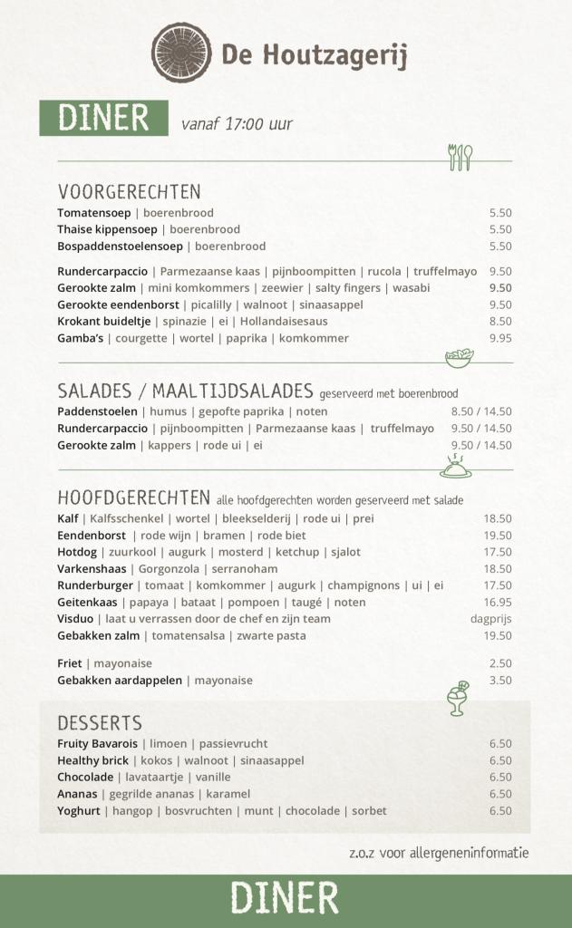 Menukaart-De-Houtzagerij-Diner