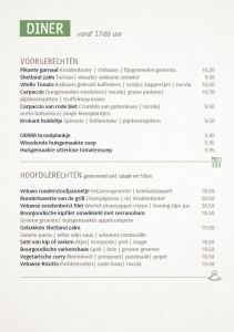 RDH-menukaart-diner